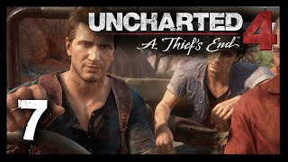 Uncharted 4 #7 - Jerk Thief