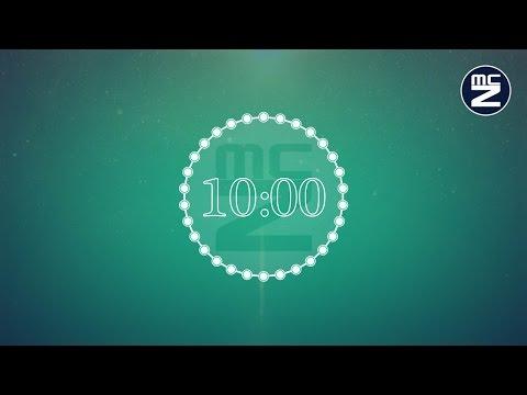 Countdown timer 10 minutes with music free - Conto alla rovescia