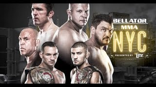 Bellator 180 and Bellator NYC Results and Recap