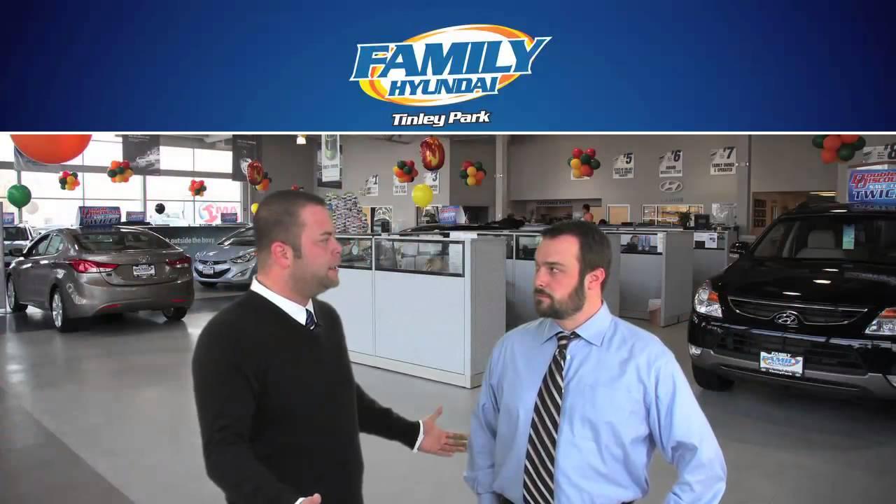 Black Friday at Family Hyundai in Tinley Park, IL - YouTube