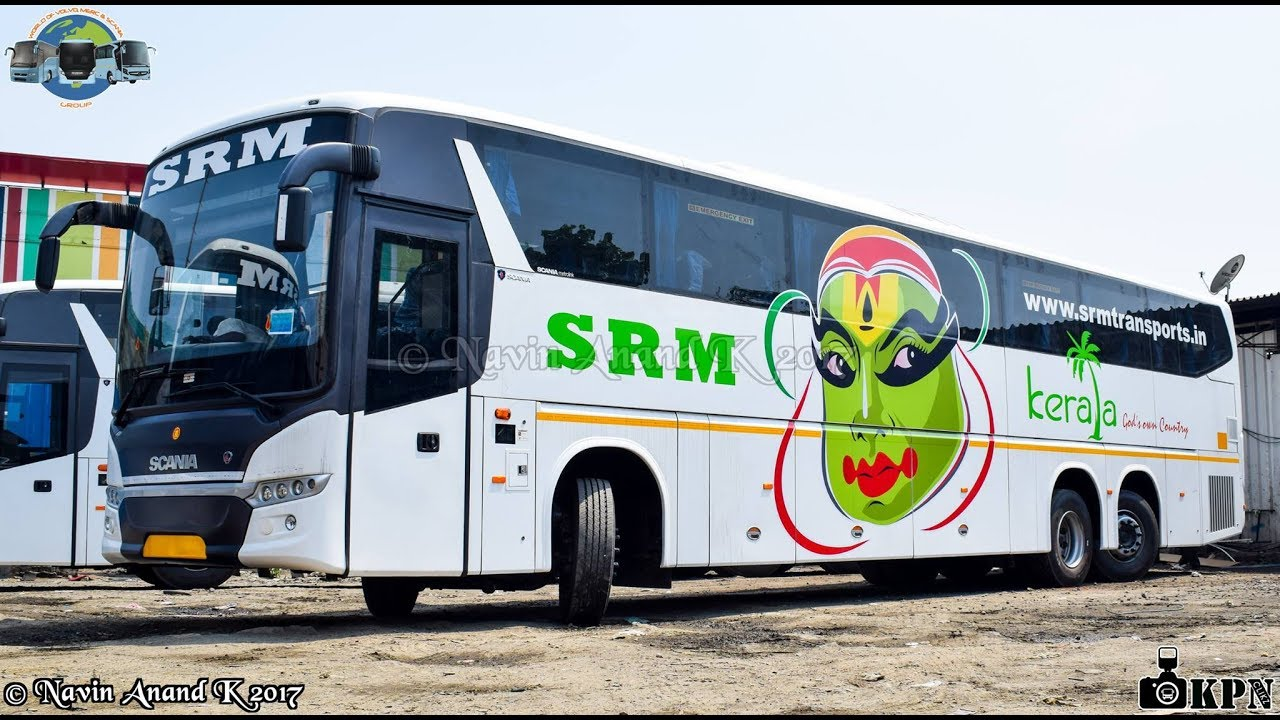 Srm Transports Brand New Scania Metro Link Hd 14 5 Youtube