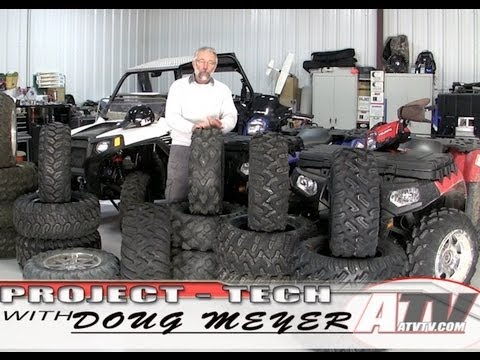 ATV Television - Long Term Long-Term ATV and UTV Tire Test