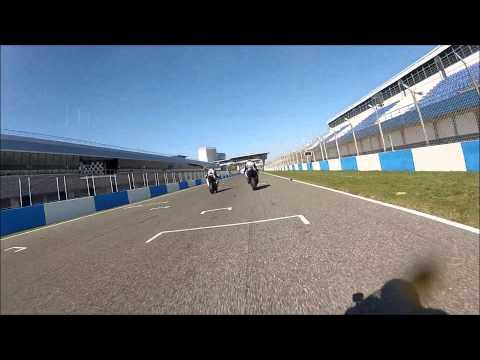 Jerez Me & Tony Norman With No Limits Track Days