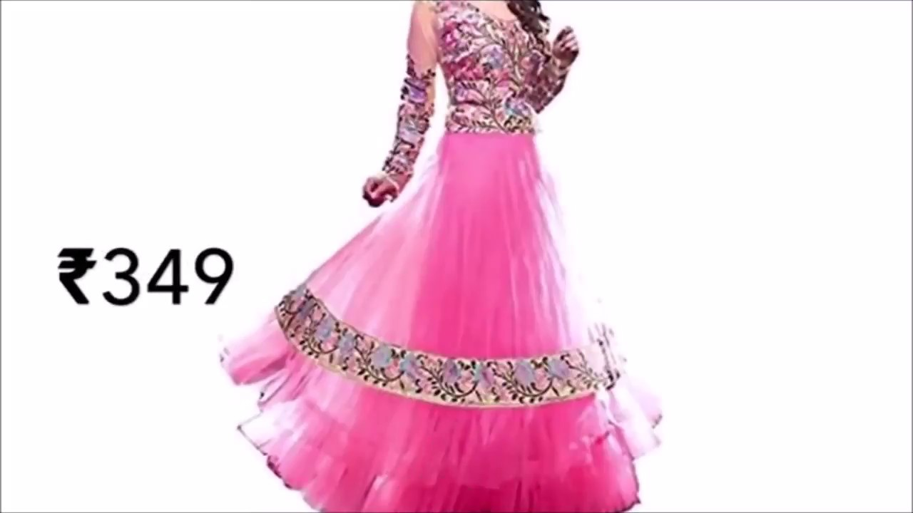 Buy party gown on retail price only for 499 || Best online price ...