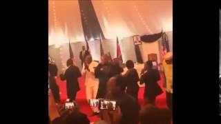 Барак Обама кайфует в Кении