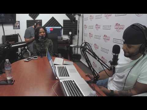 OFFTHEWREKORD w/DJ D-Wrek Episode 105 w/ Christina Milian!
