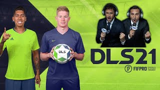 Mod Dream League Soccer 2021/DLS 21 Con Narración En Español (No Al 100%) Con Licencias & Más Cosas
