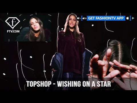 Topshop Wishing On A Star Music's Best New Talents Sing Topshop Christmas Song | FashionTV | FTV