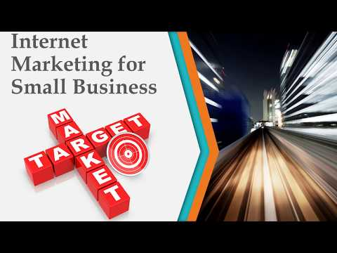 Internet Marketing Strategies for Entrepreneurs and small businesses