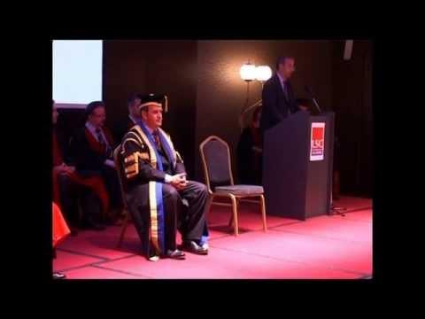 MBA Graduation Award Ceremony VIDEO