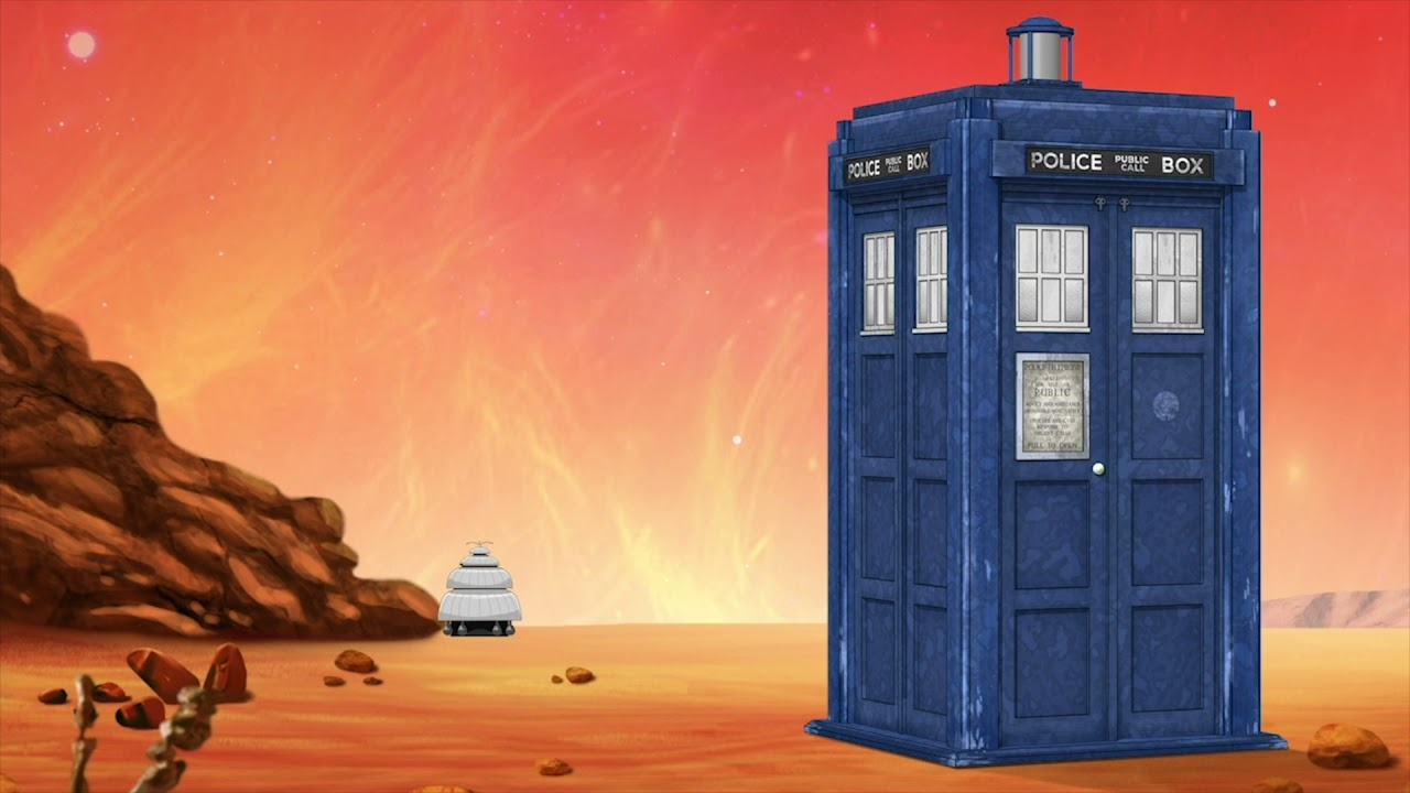 COMING SOON: Galaxy Four | Doctor Who