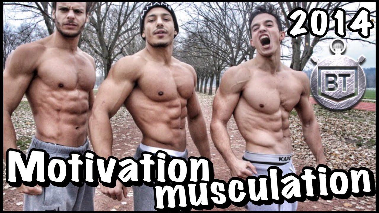 MOTIVATION MUSCULATION 2014 Bodytime & Tibo InShape - YouTube