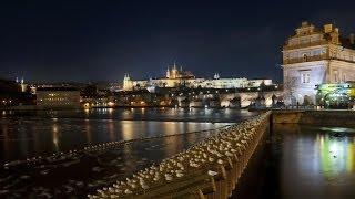 #400. Прага (Чехия) (супер видео)(Самые красивые и большие города мира. Лучшие достопримечательности крупнейших мегаполисов. Великолепные..., 2014-07-02T01:11:43.000Z)