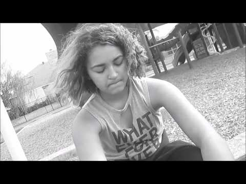 Alicia Pfeifer ft Hannah London   Neon Colors  Music Video