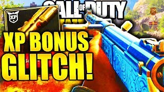 HEROIC XP GLITCH IN CALL OF DUTY WW2! EPIC AND HEROIC WEAPON VARIANTS XP GLITCHES COD WW2!