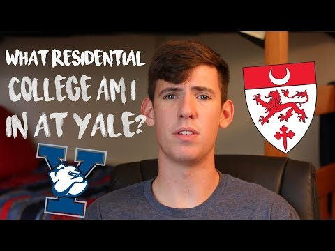 My Yale Residential Col