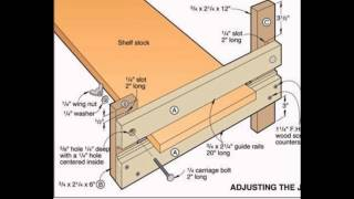Furniture Making Plans - Furniture Plan