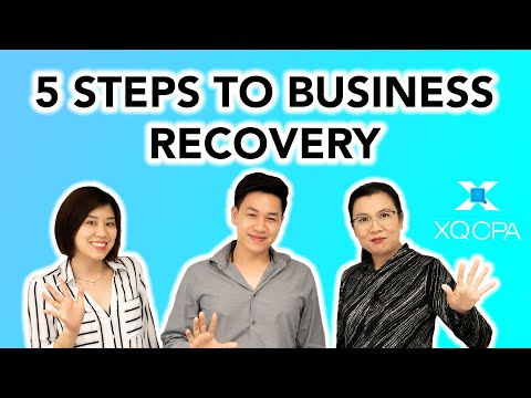 How to help your business recover in 5 steps