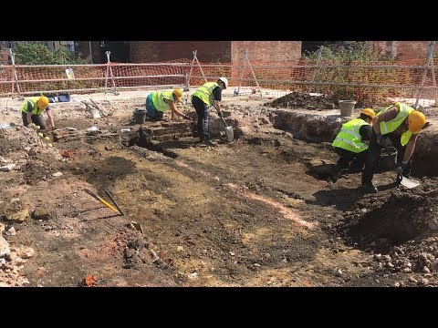 Excavations - 13/08/2018