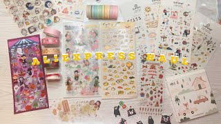Aliexpress stationery HAUL 2019???? II ELLA MARIA