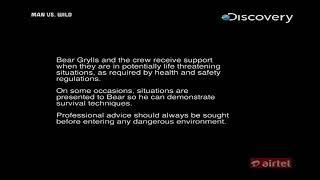 MAN VS WILD discovery Bangla Episode (1) Bear grayls