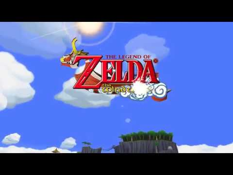Wind Waker gamecube tries to look like Wind Waker HD by V mike