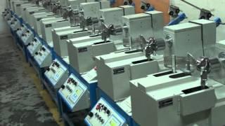 SPARK CONTROLS, CNC Programmable ceiling fan stator winding machine (Model : CF 15)