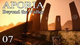 Aporia: Beyond the Valley [007] [Der Schatten der Seele] Let's Play Gameplay Deutsch German thumbnail
