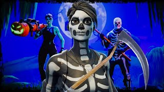 DON'T MESS WITH OGs ft. SKULL RANGER // SKIN COMBO // FORTNITE BATTLE ROYALE