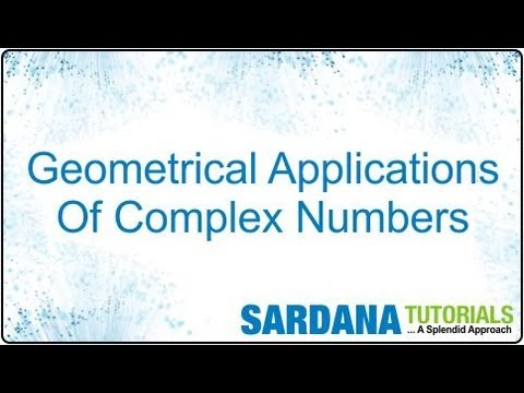 applications and use of complex numbers A complex number is that number which comprises a real and an imaginary part it is mainly written in the form a + bi, where a is real numbers, and i is the imaginary unit with b as also the real part of the imaginary portion with the property i2 = −1.