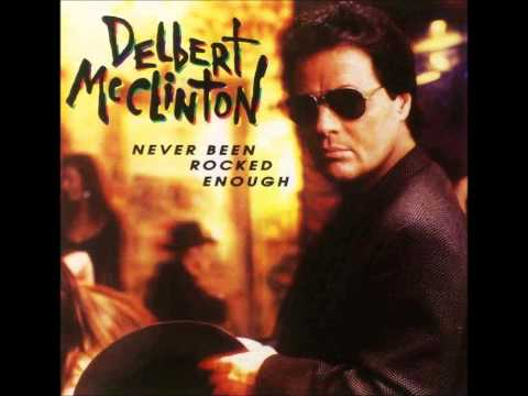 DELBERT MCCLINTON -Shaky Ground