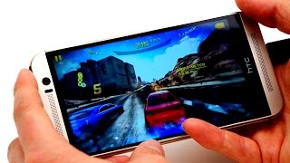 ▶ HTC One M9 Gaming-Check (Deutsch)