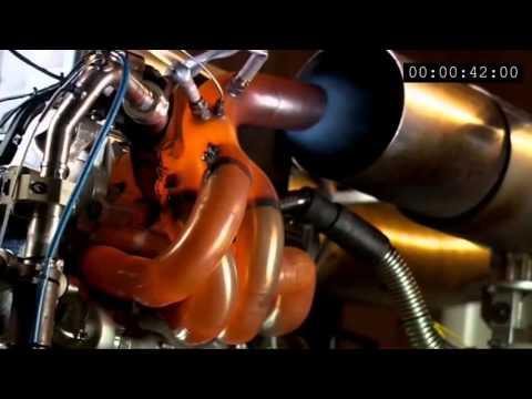 F1 - Engine Test 20,000 RPM FSG Motorsport