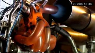 F1 - Engine Test 20,000 RPM FSG Motorsport