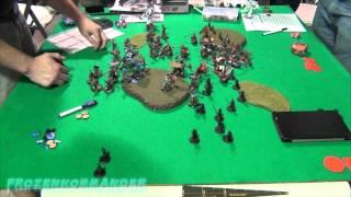 FrozenKommander Divide and Conquer Butcher3 vs eGrissel 50 points Round 3 April 26th 2014
