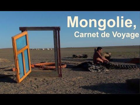 Mongolie, Carnet de voyage  un film de Karell S. Vestris