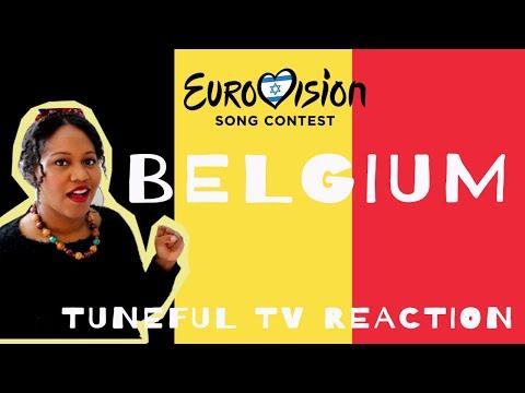 EUROVISION 2019 - BELGIUM - TUNEFUL TV REACTION & REVIEW