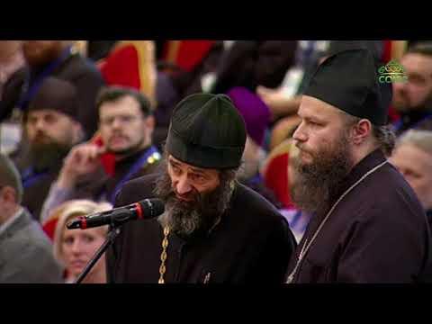 Patriarch Kirill on Christian Immigration - English subtitles