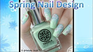 Spring nail design / Весенний дизайн ногтей