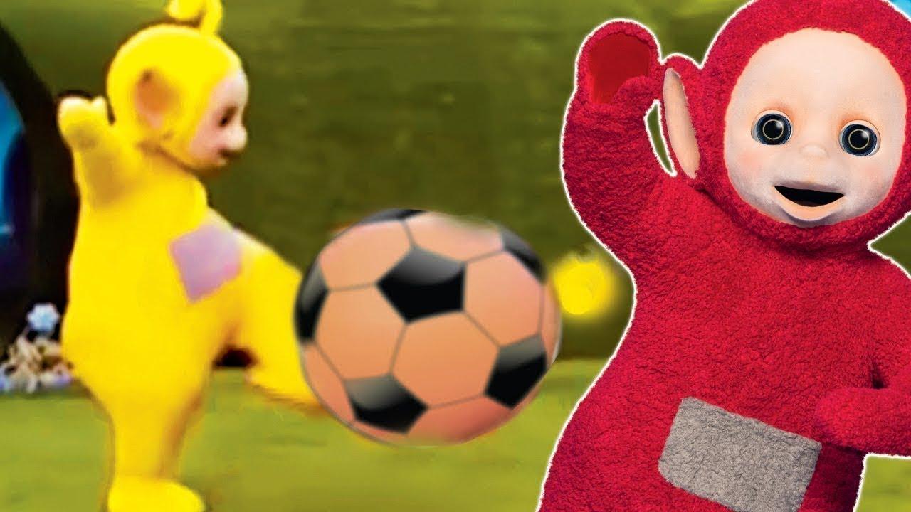 Best Football Compilation | Teletubbies | Children's cartoons | WildBrain - Preschool