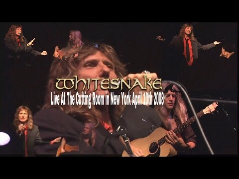Whitesnake - Live At The Cutting Room in New York 2008 | FULL SHOW | Unplugged |