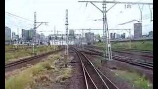 From Durban yard to Berea Road Station on 8 Feb. 2007