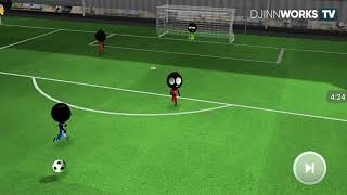 Stickman Soccer 2018 Android Game#1