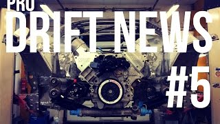 PRO.DRIFT NEWS | DRIFT NEWS #5