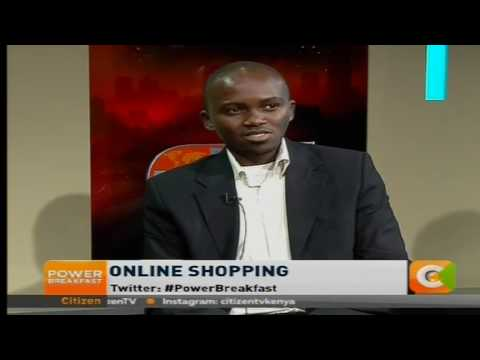 Power Breakfast: Online Shopping