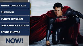 Superman, Supergirl, Titans - ComicBookNOW!