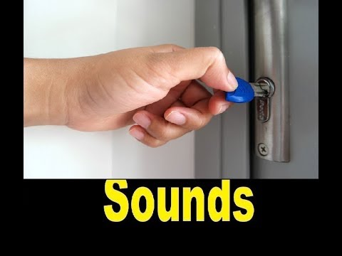 Door Opening Sound Effects All Sounds
