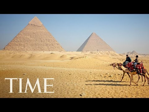 Scientists Just Found A Hidden Chamber In The Great Pyramid Of Giza: Newest Big Discovery   TIME