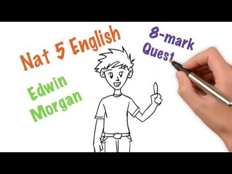 Answering The 8 Mark Question - Morgan