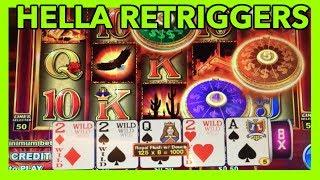 REELS OF WHEELS HELLA TRIGGERS AINSWORTH BONUS @ Graton Casino | NorCal Slot Guy